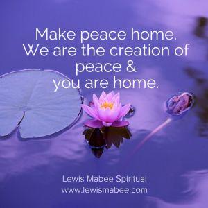 Peace & Home