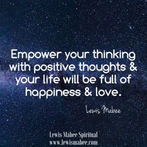 Empowering Thoughts